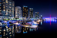 South Wharf by Night